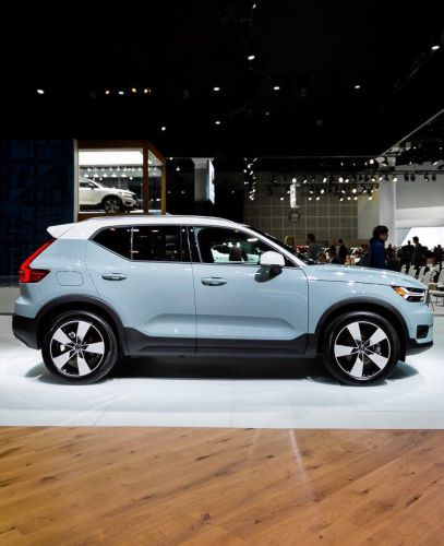 2019 Xc40 Compact Crossover Suv Volvo Car Usa